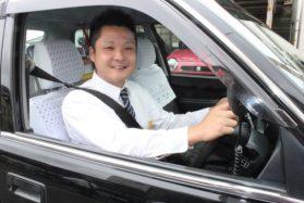 安心のタクシードライバー(京急グループ)【京急三崎タクシー】