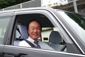 電話予約中心のタクシードライバー(京急グループ)【京急葉山交通】
